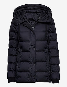 WOVEN COATS - parkas - midnight blue