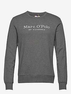 Sweatshirt - sweats - grey melange