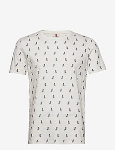T-shirt - kortærmede t-shirts - egg white