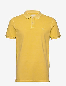 Polo - short-sleeved polos - primose yellow