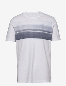T-SHIRTS SHORT SLEEVE - kortærmede t-shirts - multi/mood indigo