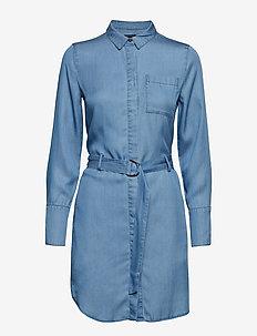 Tunika Style Dress - BLUE CLOUD