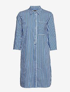 Shirt Style Dress - skjortekjoler - combo