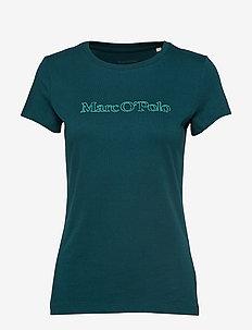 T-shirt Short Sleeve - DUSKY EMERALD
