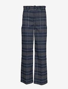 Wide Leg Pants - bukser med brede ben - combo
