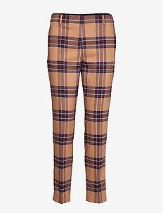 Woven Pants - bukser med lige ben - combo
