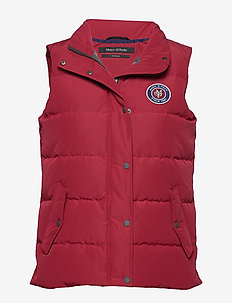 Vest - veste - light beetroot