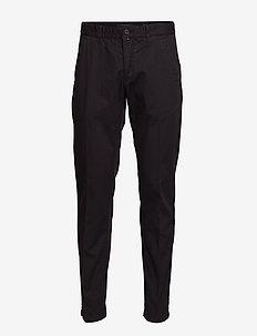 Woven Pants - suitbukser - black