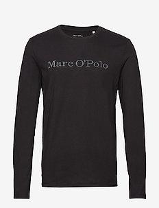 T-shirt Long Sleeve - BLACK
