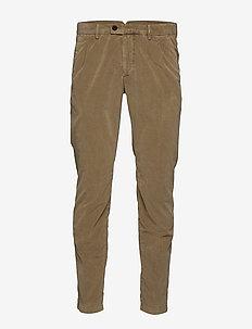 Woven Pants - pantalons chino - sepia tint