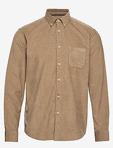 Shirt - chemises décontractées - sepia tint