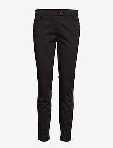 Woven Pants - spodnie rurki - black