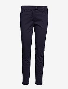 Woven Pants - pillihousut - thunder blue