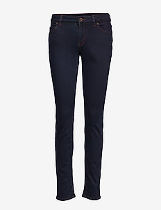 Denim Trousers - skinny jeans - motor scooter wash