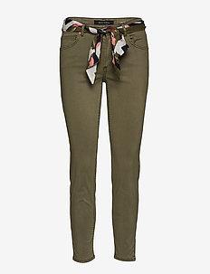 Jeans - skinny jeans - burnt olive