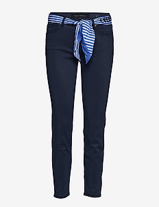 Jeans - skinny jeans - deep atlantic