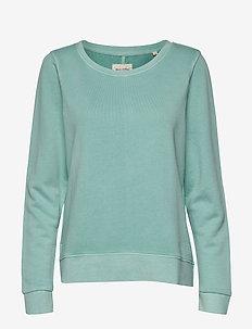 Sweatshirt - sweatshirts - misty spearmint