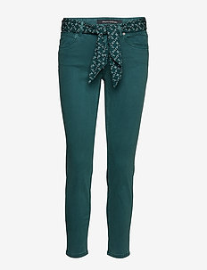 Jeans - skinny jeans - dusky emerald