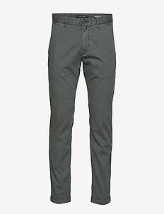 Woven Pants - pantalons chino - mangrove