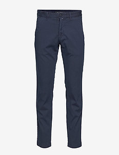 Woven Pants - chinos - total eclipse