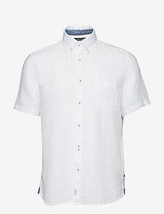 Shirt - linskjorter - white