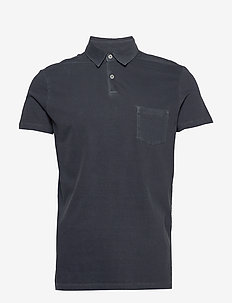 POLOS SHORT SLEEVE - short-sleeved polos - total eclipse