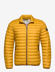 WOVEN OUTDOOR JACKETS - gefütterte jacken - harvest gold