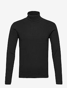 T-shirt Long Sleeve - golfy - black
