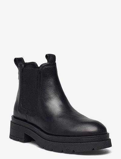 Chelsea - chelsea støvler - black