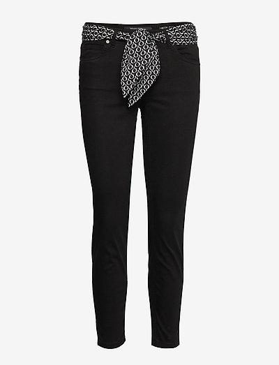 Jeans - slim jeans - black