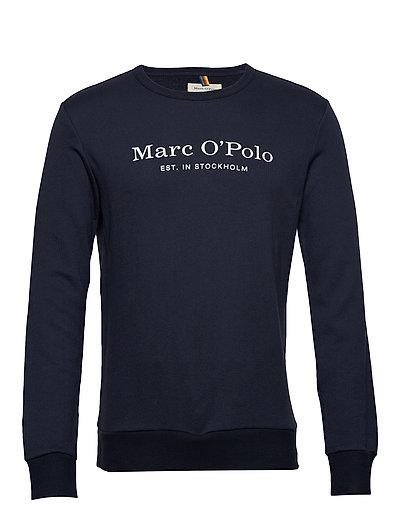 Sweatshirt Sweat-shirt Pullover Blau MARC O'POLO