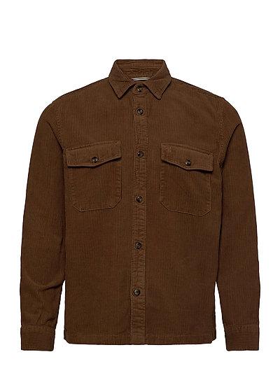 Shirts/Blouses Long Sleeve Overshirts Braun MARC O'POLO