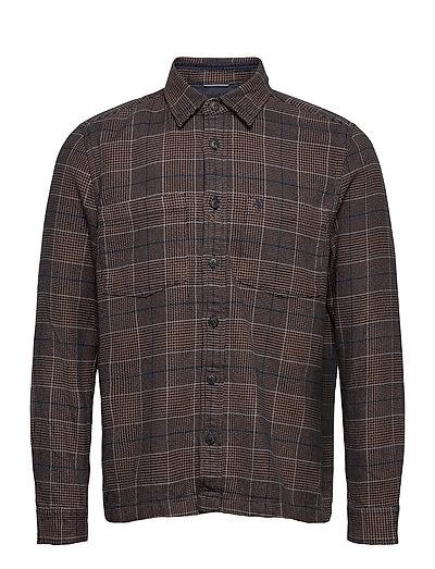 Shirts/Blouses Long Sleeve Overshirts Bunt/gemustert MARC O'POLO