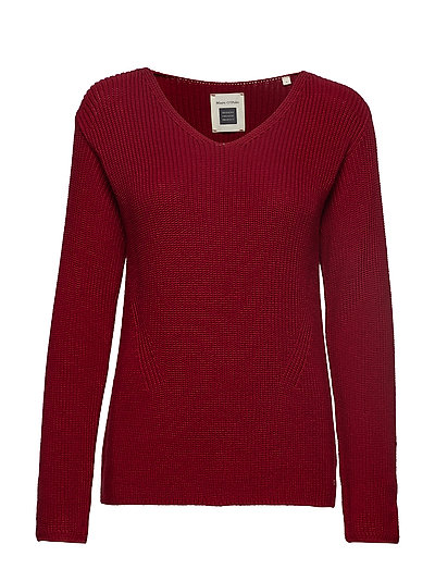 Pullover Strickpullover Rot MARC O'POLO
