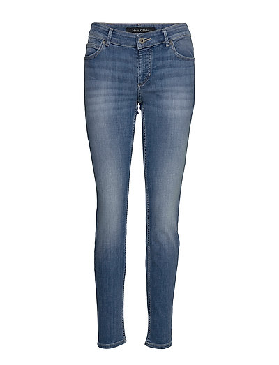 Denim Trousers Slim Jeans Blau MARC O'POLO