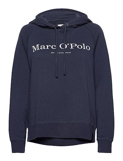Sweatshirts Hoodie Pullover Blau MARC O'POLO
