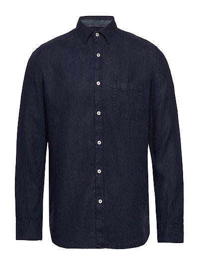 Kent Collar, Long Sleeve, Pocket Hemd Business MARC O'POLO