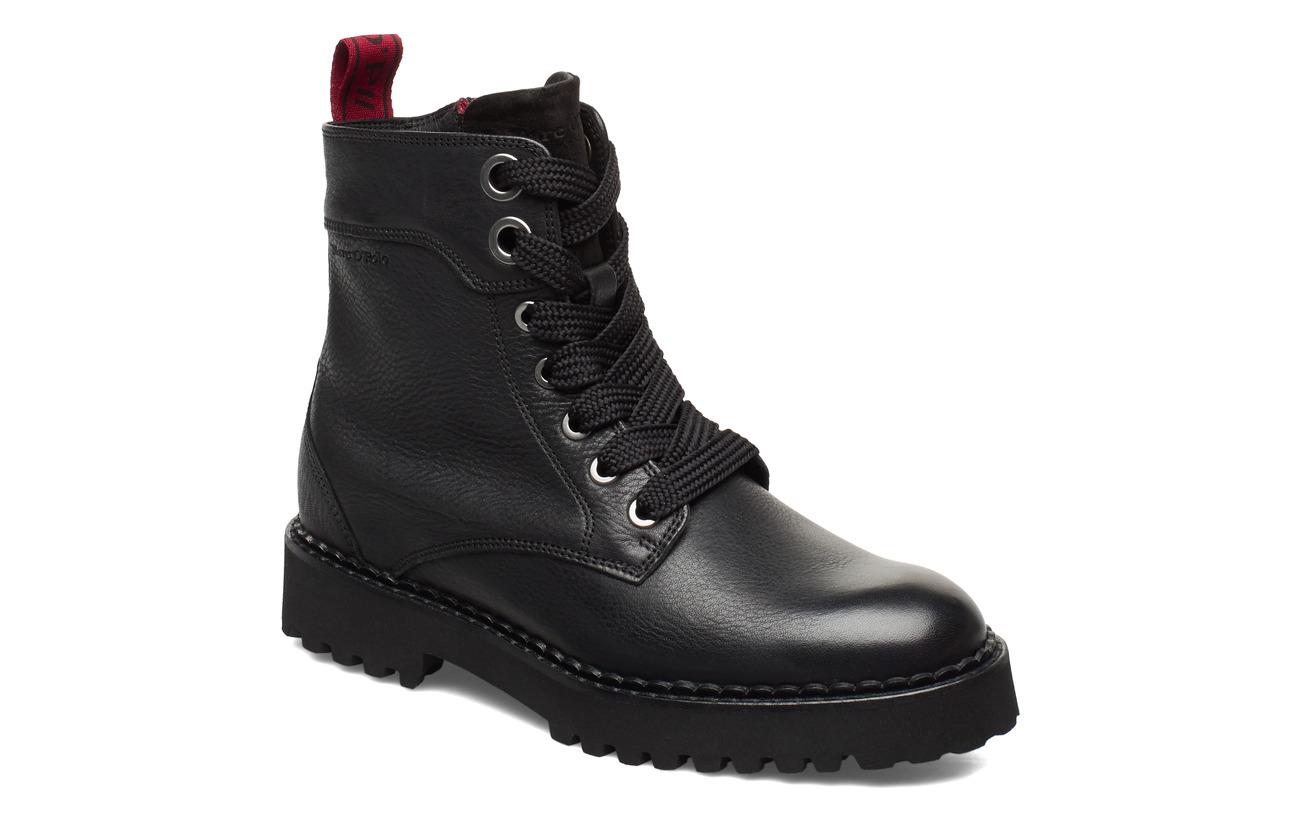 Marc O'Polo Footwear Lucia 17A - BLACK