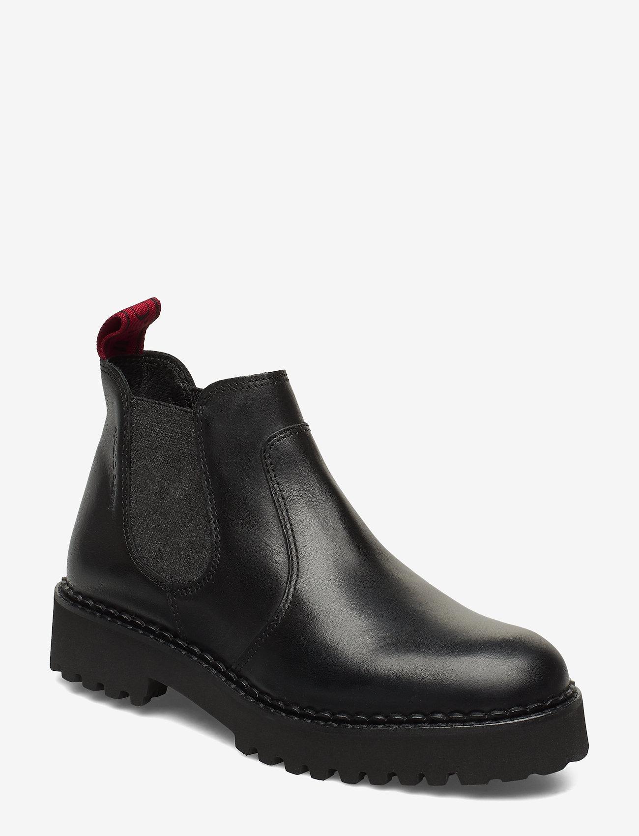 Marc O'Polo Footwear - Lucia 12A - chelsea støvler - black - 0