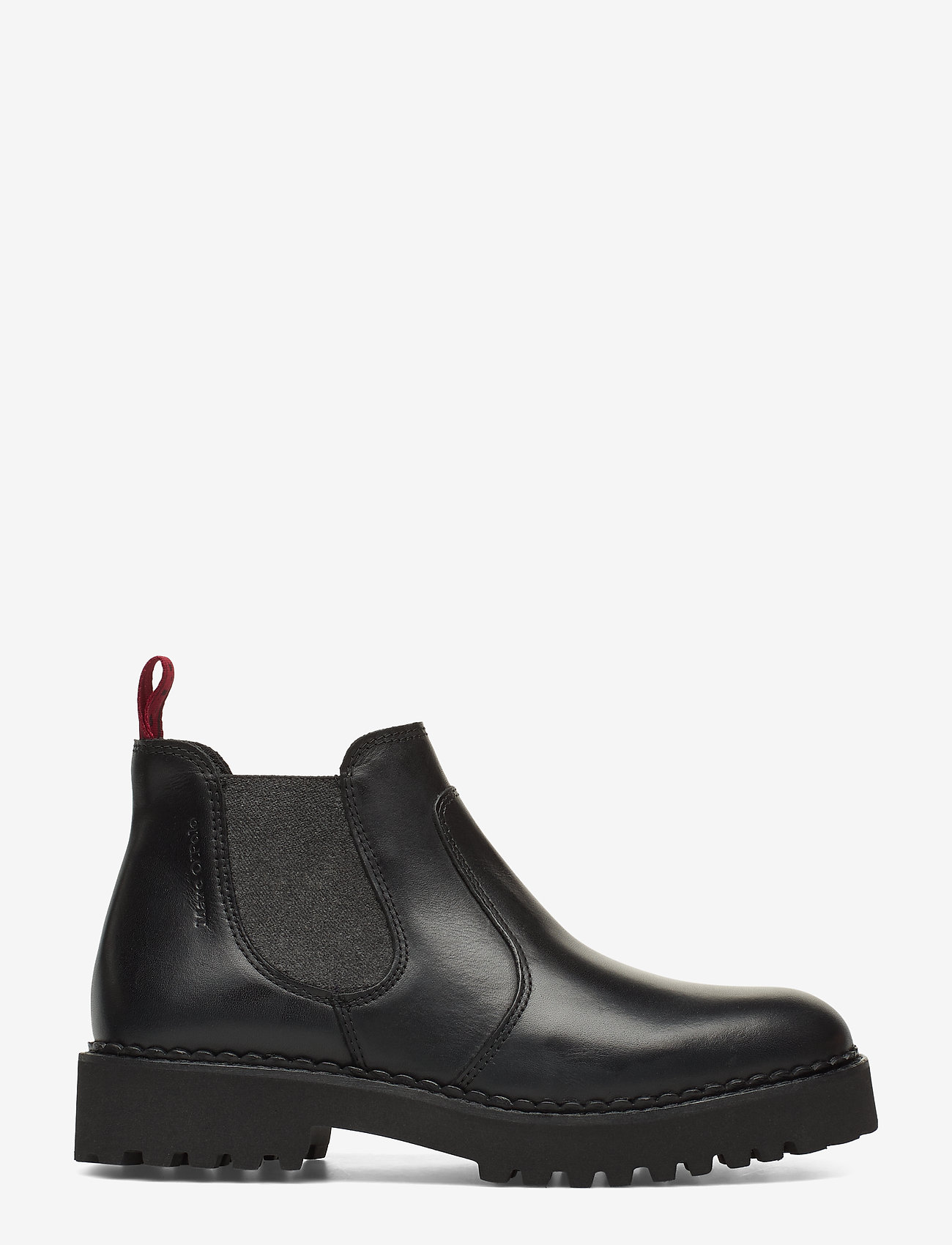 Marc O'Polo Footwear - Lucia 12A - chelsea støvler - black - 1