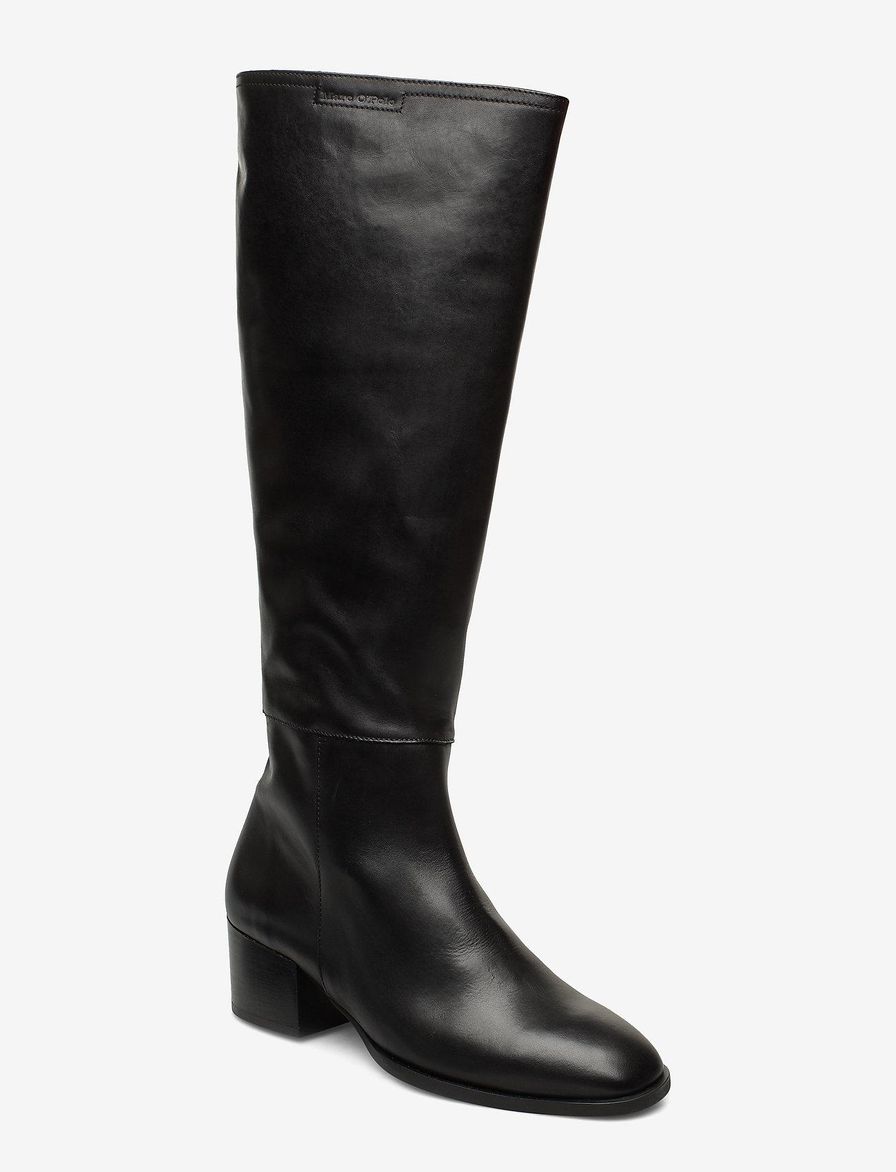 Marc O'Polo Footwear - Catania 9B - bottes hautes - black - 0