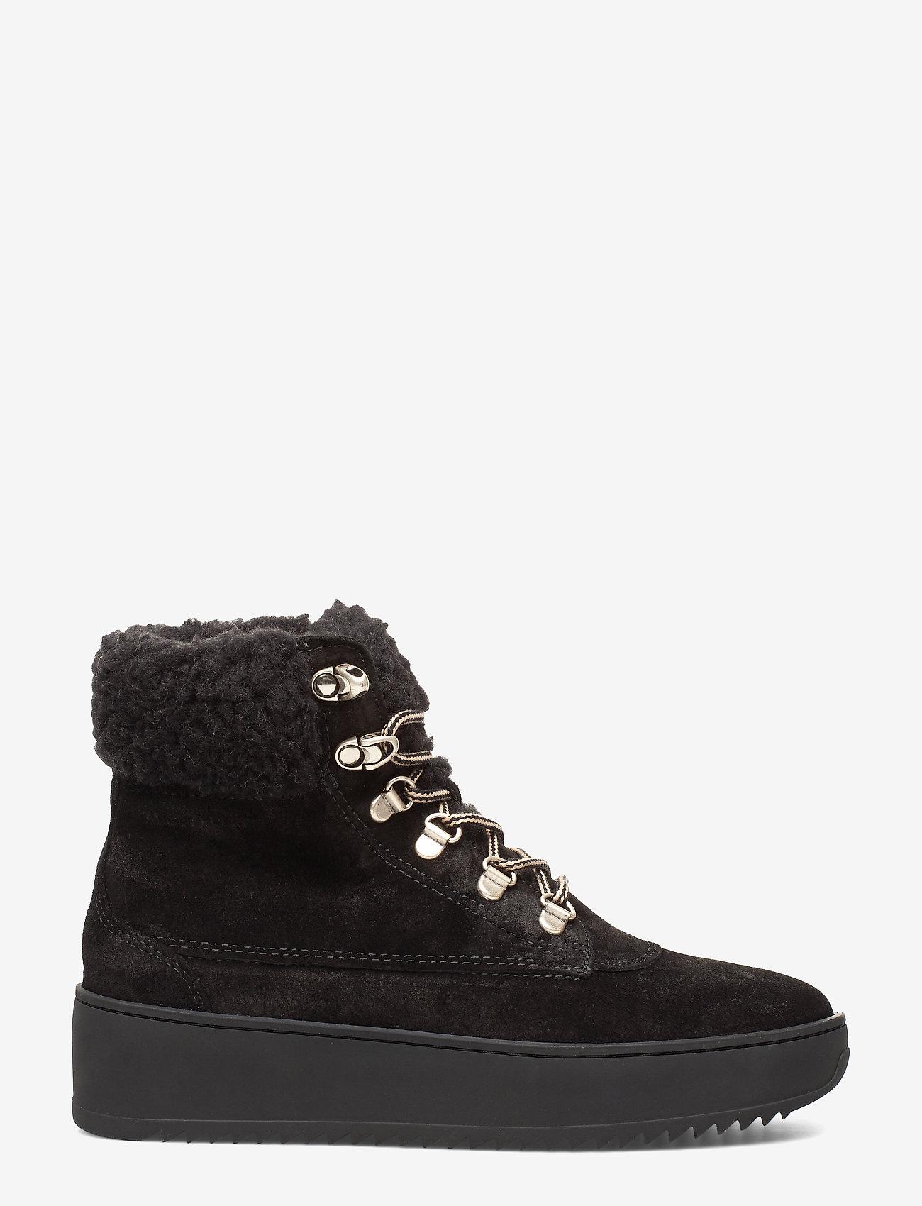 Marc O'Polo Footwear - Susanna 1A - flade ankelstøvler - black - 1