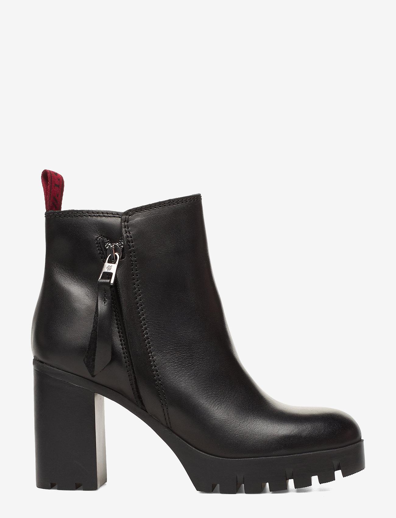 Marc O'Polo Footwear - Alma 1A - ankelstøvler med hæl - black - 1