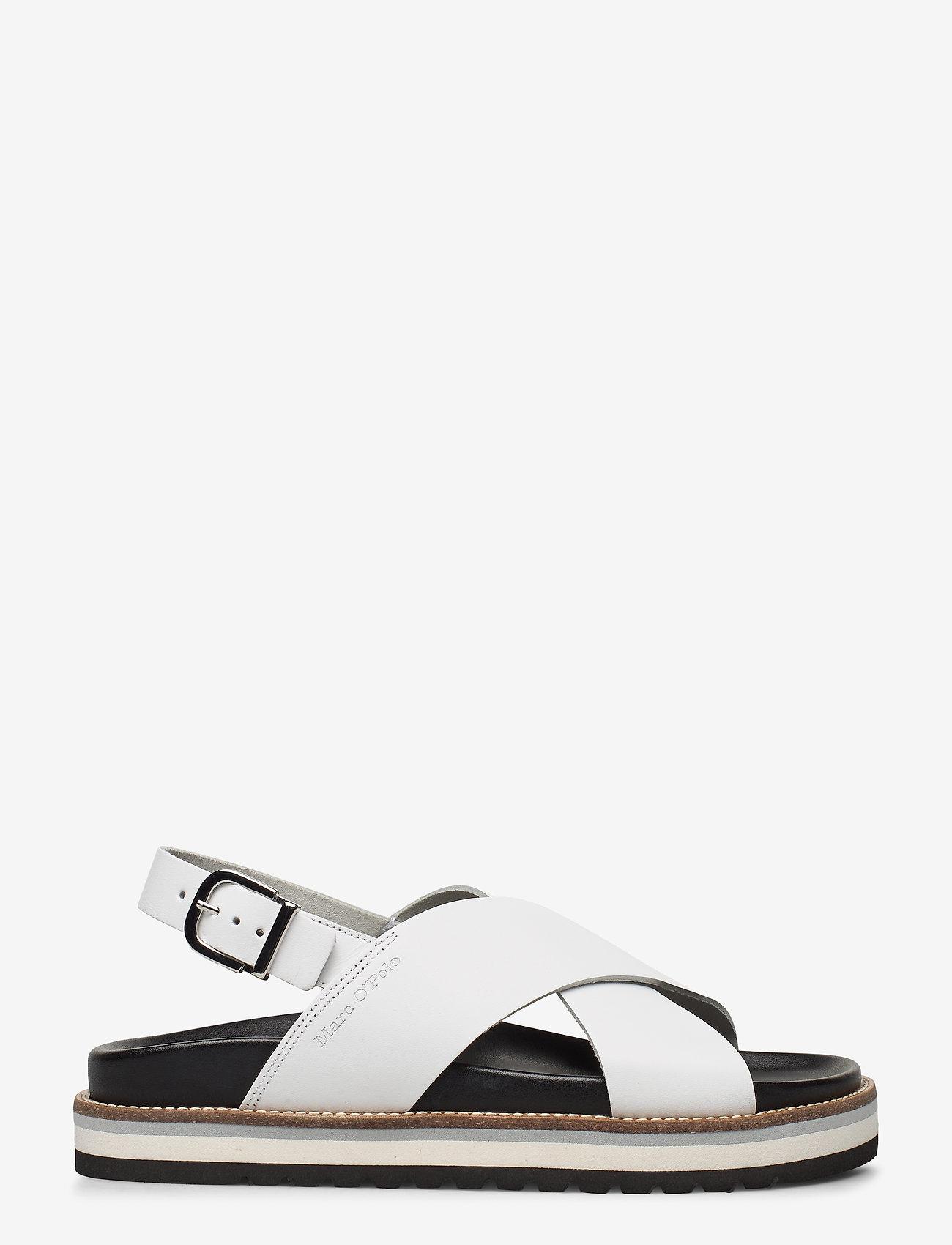 Marc O'Polo Footwear - Andrea 1B - sandales - white - 1
