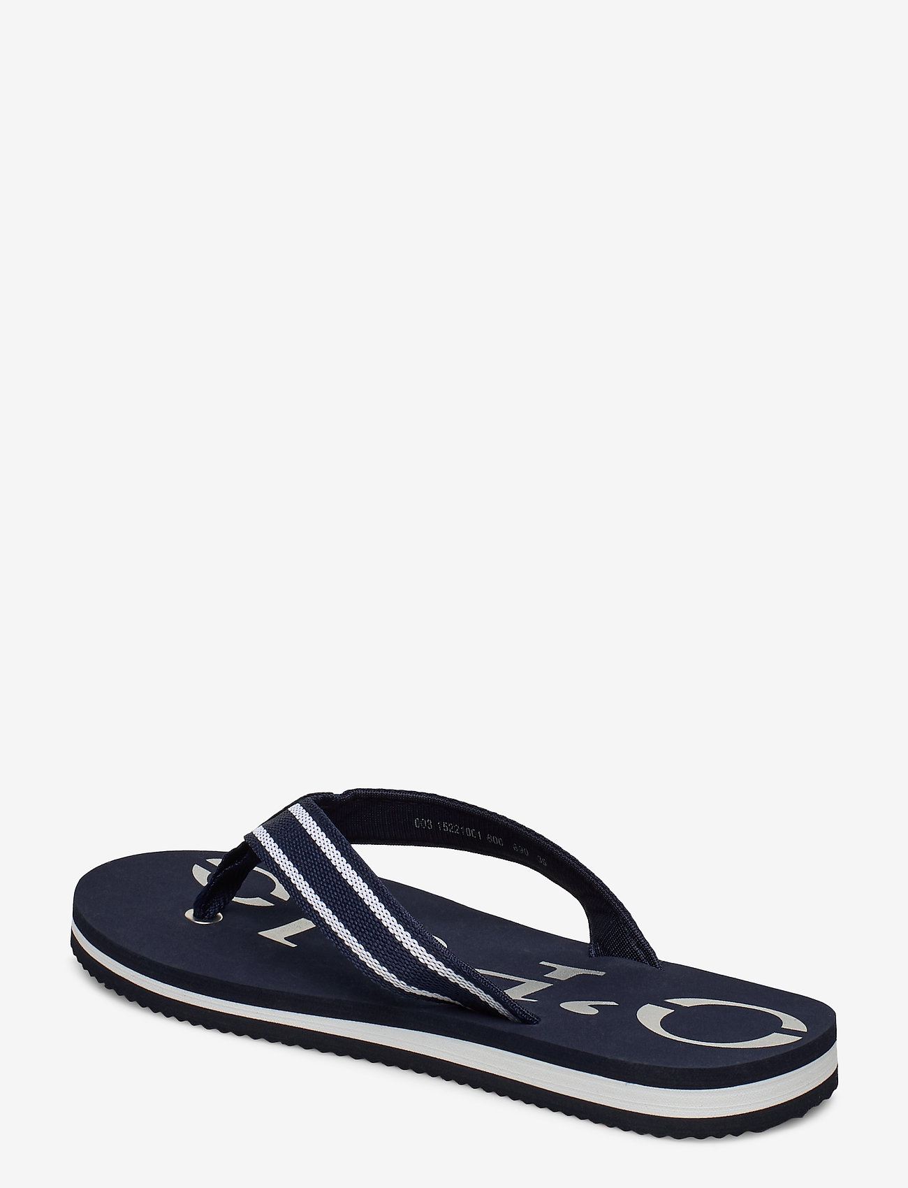 Clara 1 (Navy) - Marc O'Polo Footwear