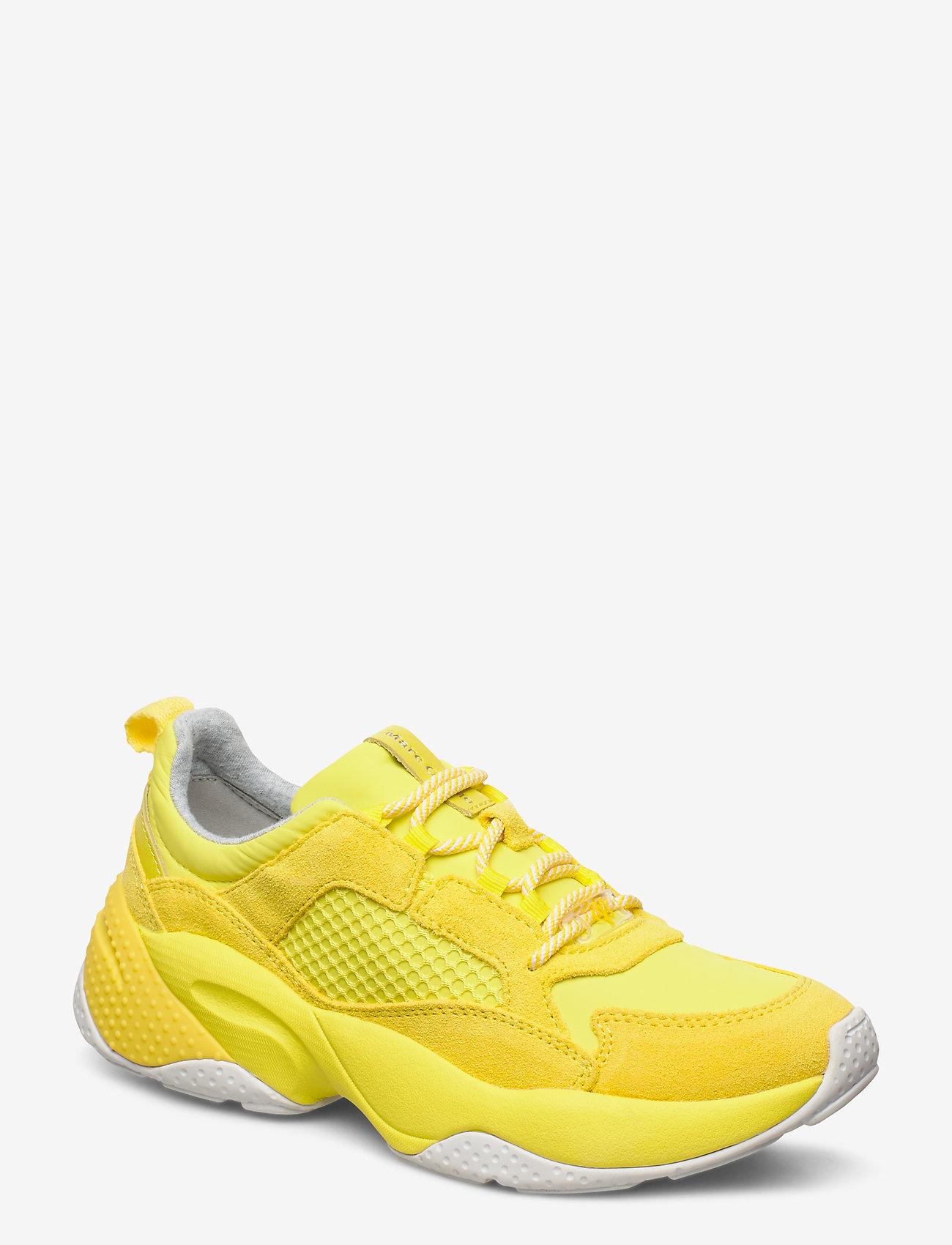 Marc O'Polo Footwear - Cruz 11 - chunky sneakers - yellow - 0