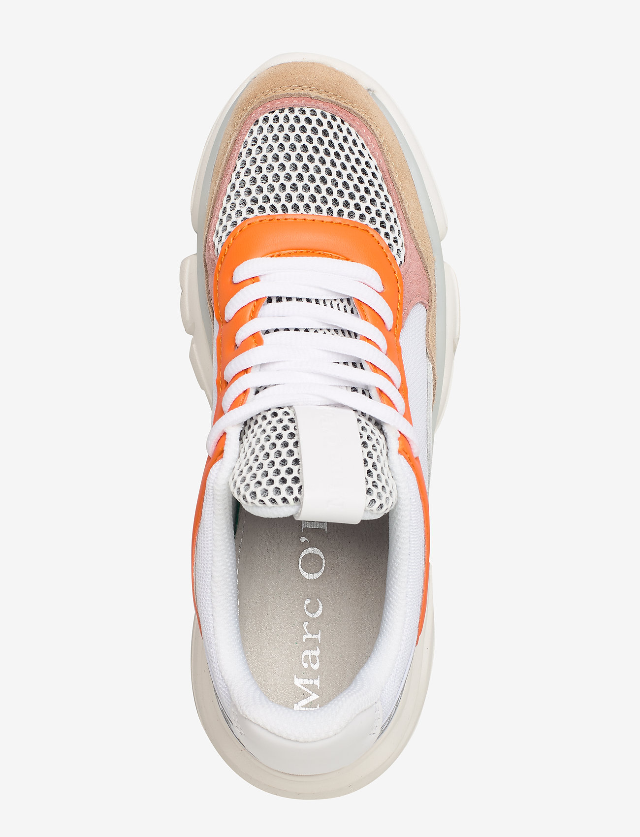 Julia 1 (Orange Combi) - Marc O'Polo Footwear