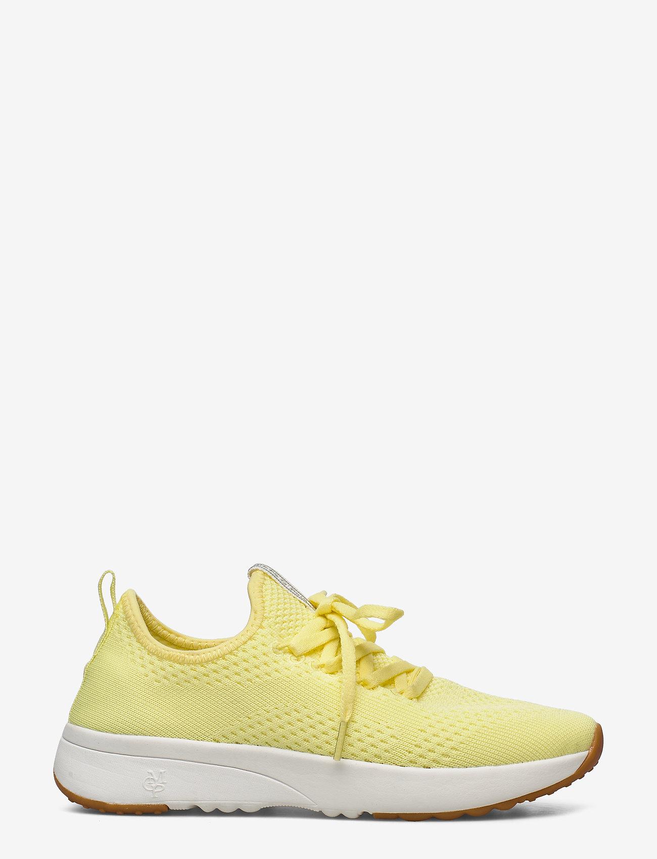Marc O'Polo Footwear - Loleta 4 - lave sneakers - yellow - 1