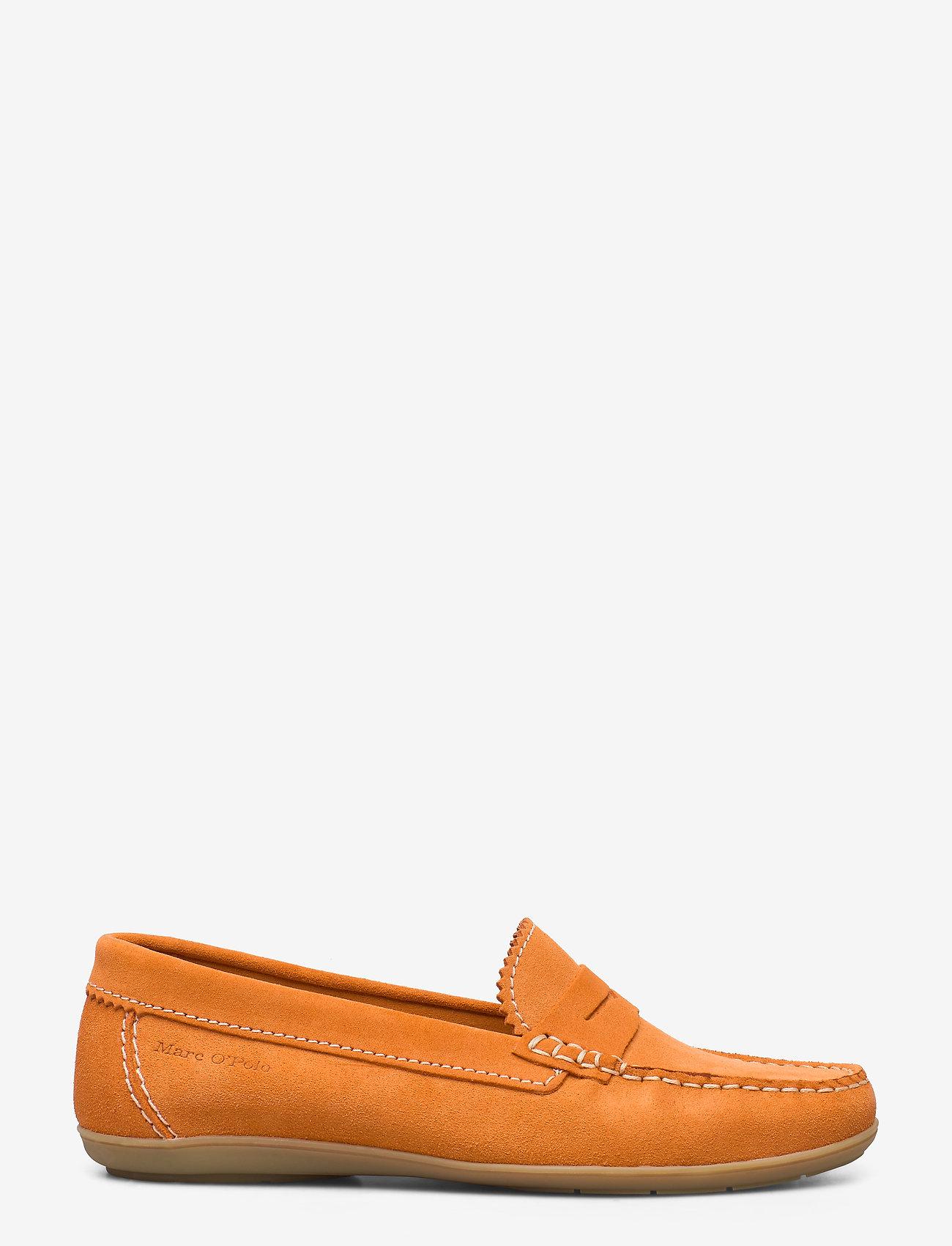 Marc O'Polo Footwear - Natasha 1A - loafers - orange - 1