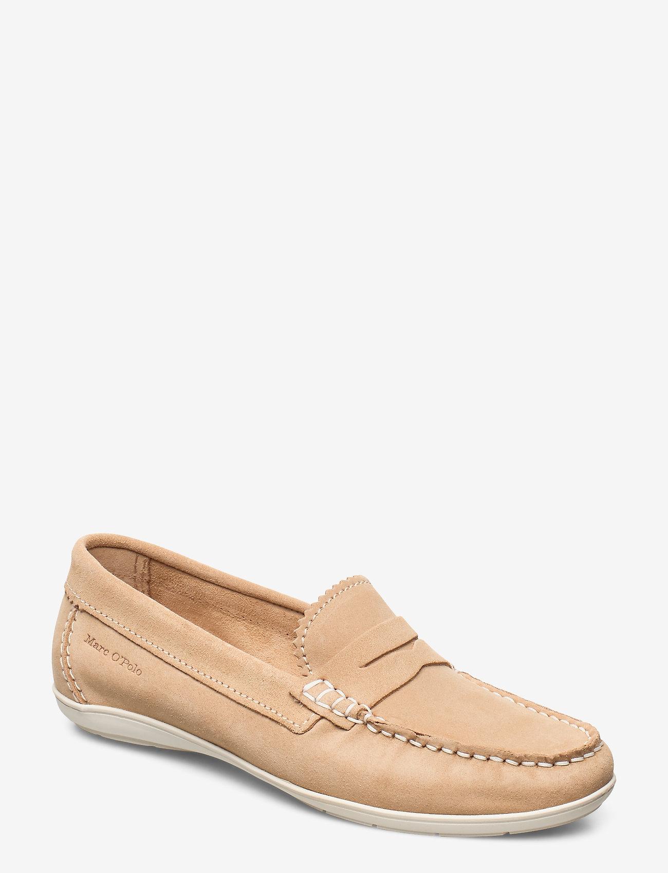 Marc O'Polo Footwear - Natasha 1A - loafers - sand - 0
